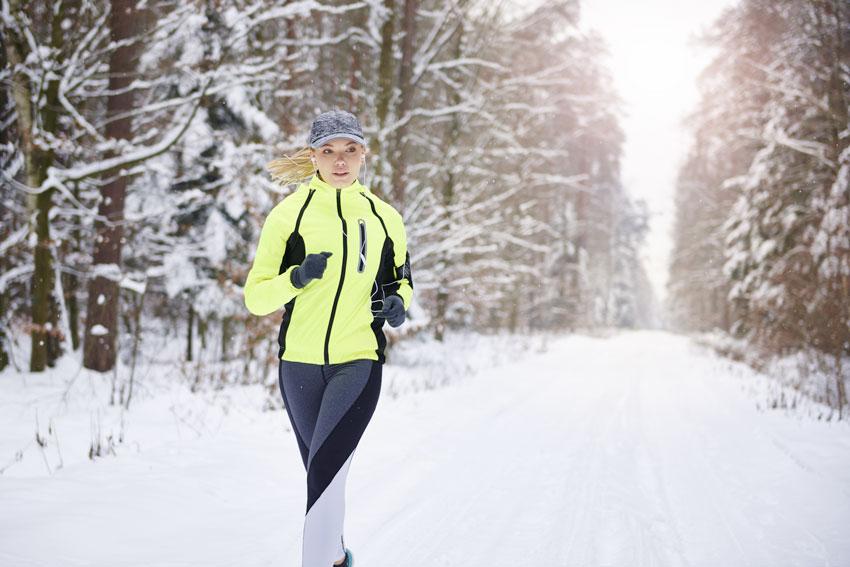attività fisica invernale