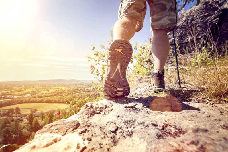 fare trekking in alta montagna consigli